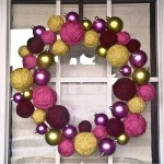 Created by:Laura Mindorff  Inspired by:Cover Wreath,Holiday 2012